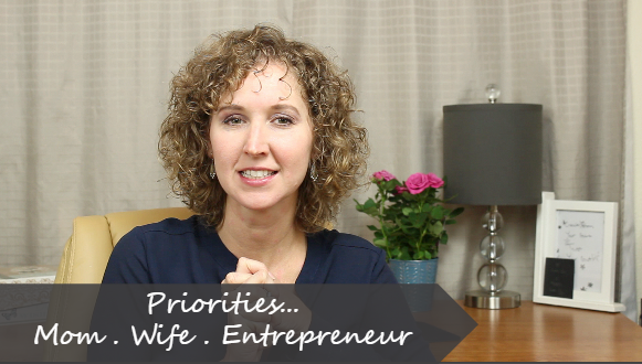 Aligning Your Priorities with your Family and your Business.