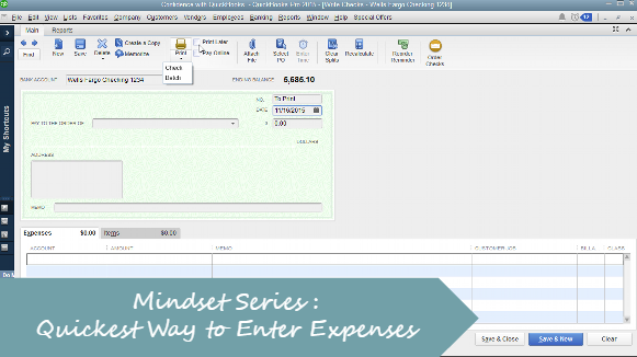 Mindset Series: What is the Quickest way to Track your Expenses
