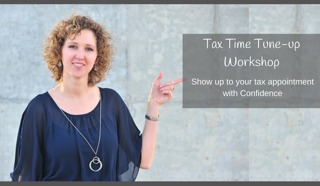 Workshop Tax Time Tune-up