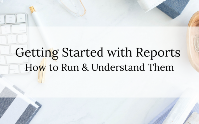 Getting Started with QuickBooks Reports – How to Run and Understand Them
