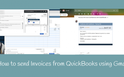 How to set up Gmail to email Invoices through QuickBooks