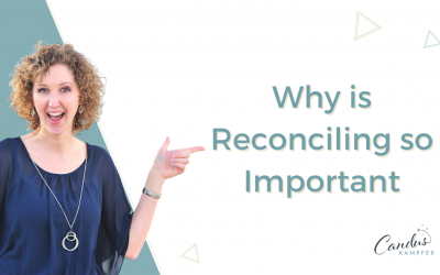 What is reconciling and why is so important?