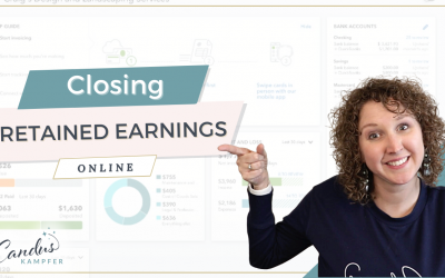 Closing Equity into Retained Earnings in QuickBooks (Online Users)