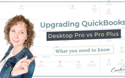 Upgrading QuickBooks Desktop Pro vs Pro Plus